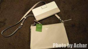 Kate Spade財布、バッグ