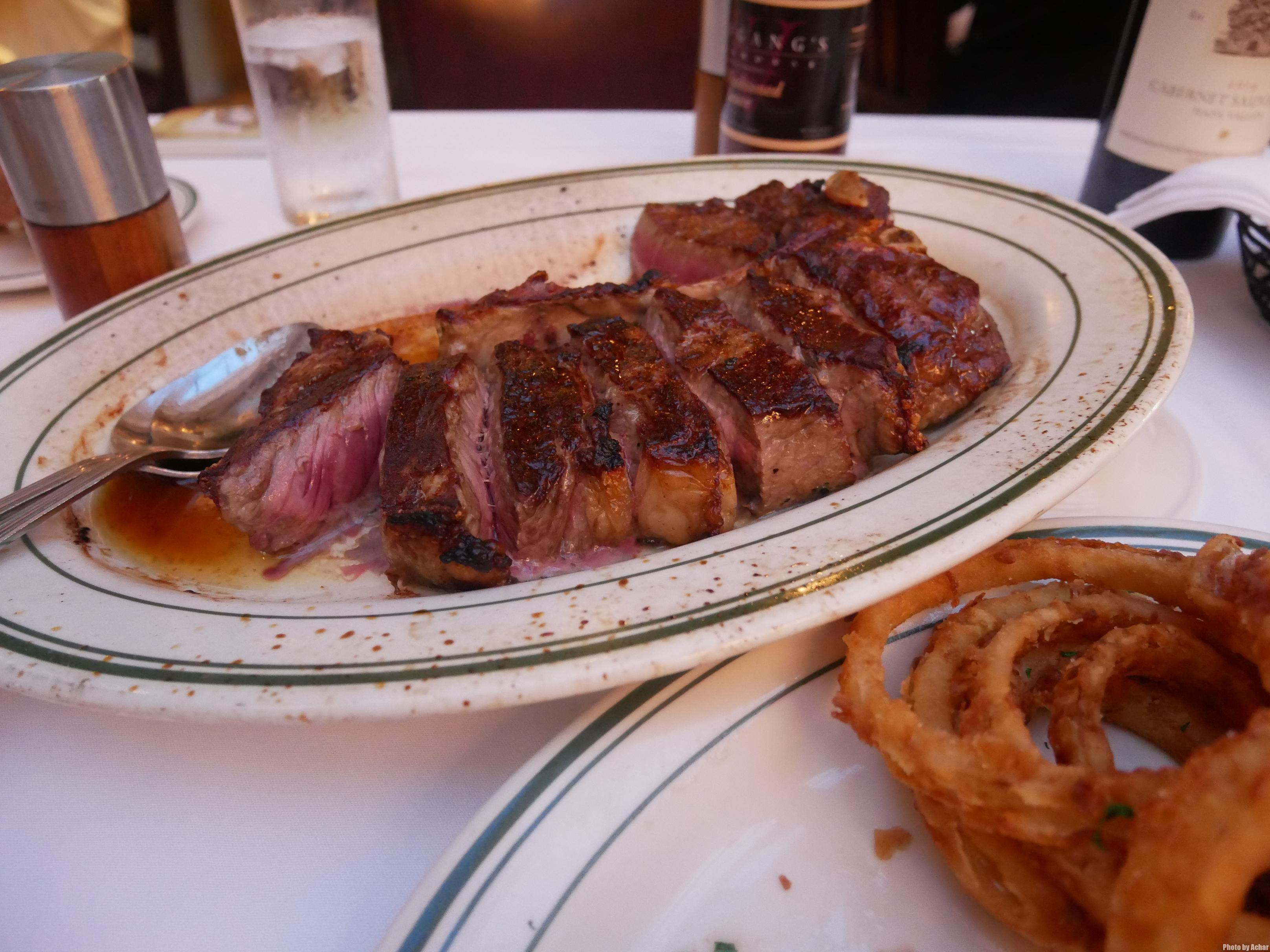 サーロインとフィレ2人前(Steak for two)