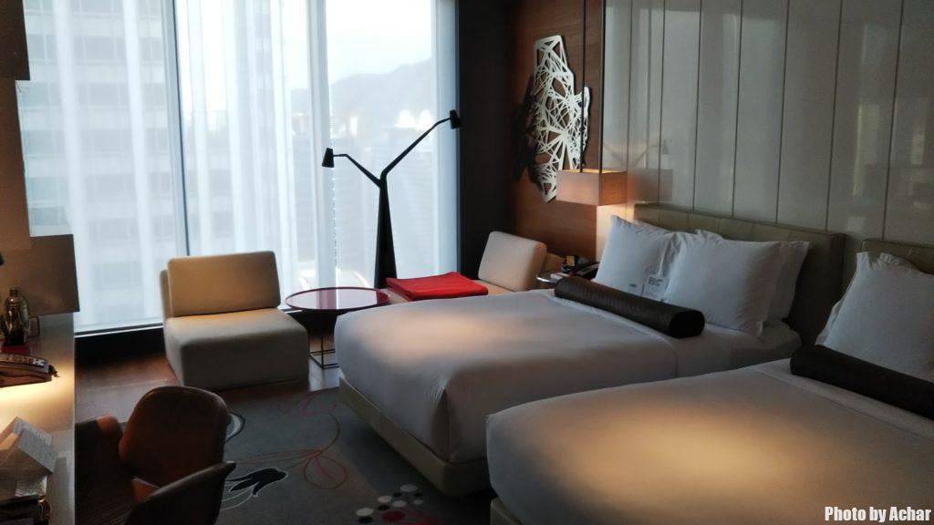 W台北の部屋