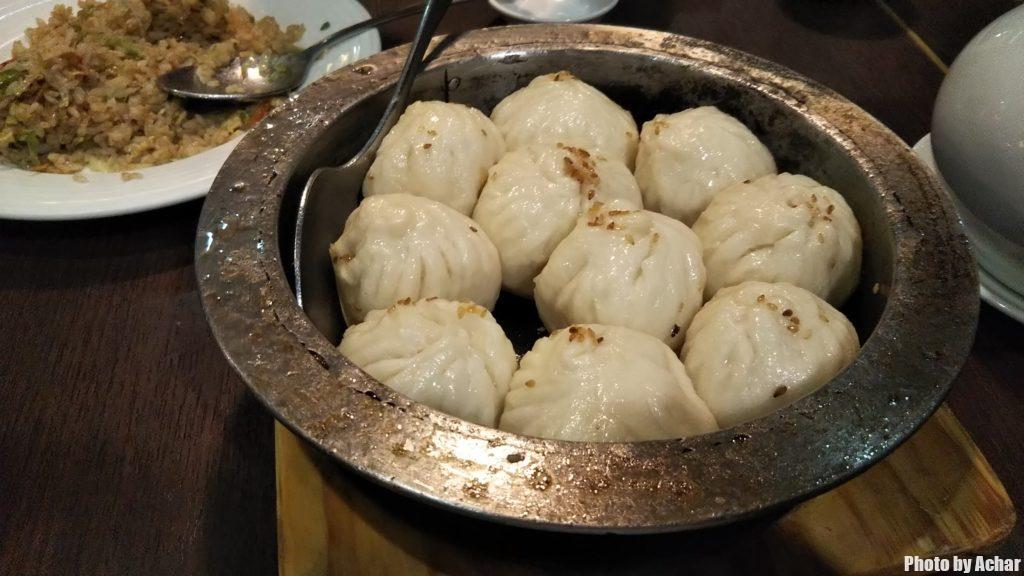 上海鉄鍋焼肉まん
