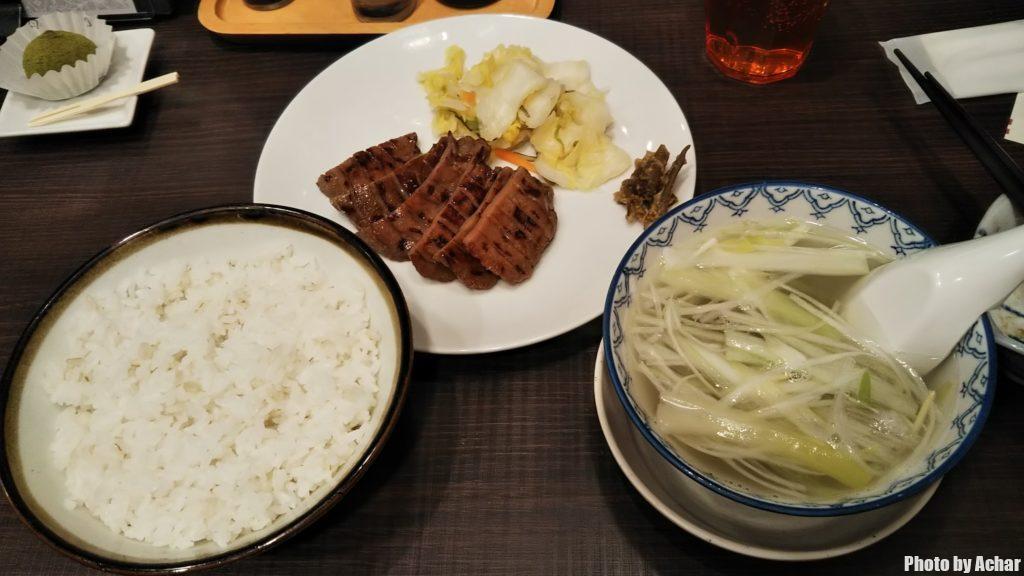 牛たん味噌