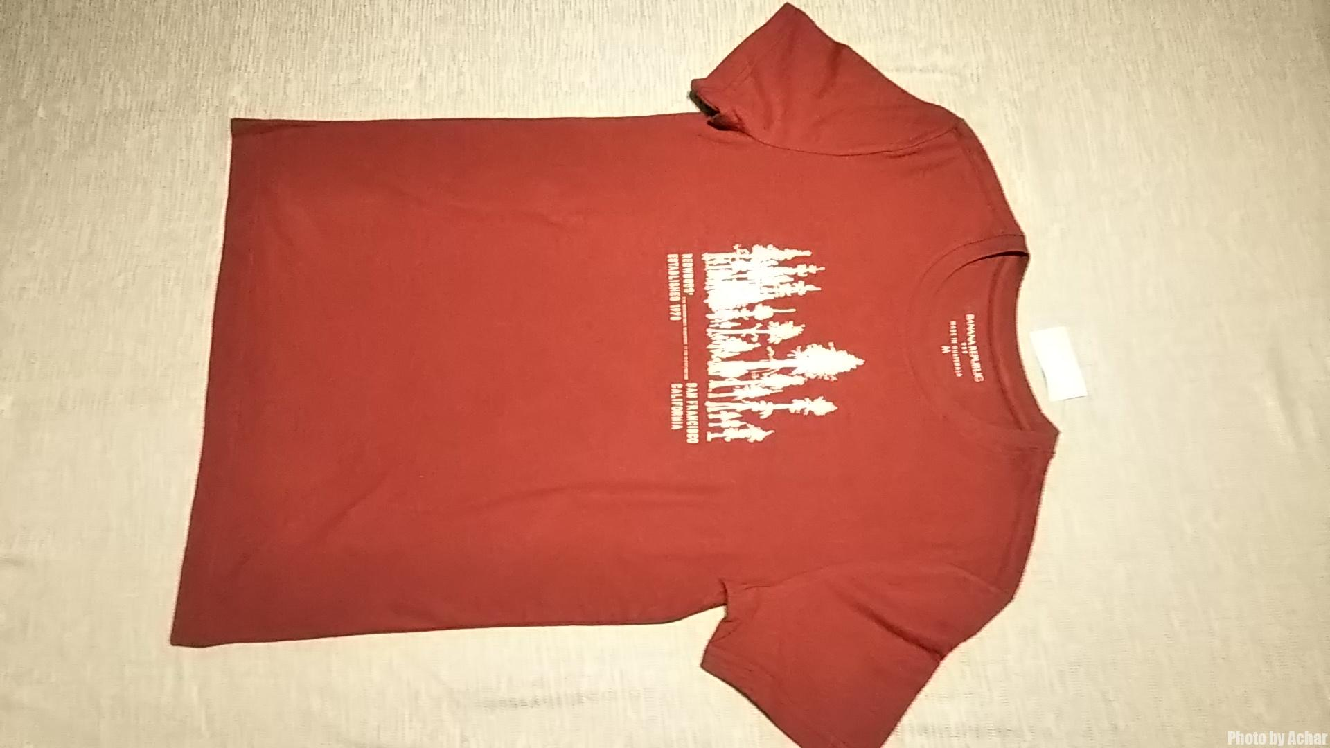 Banana RepublicのTシャツ