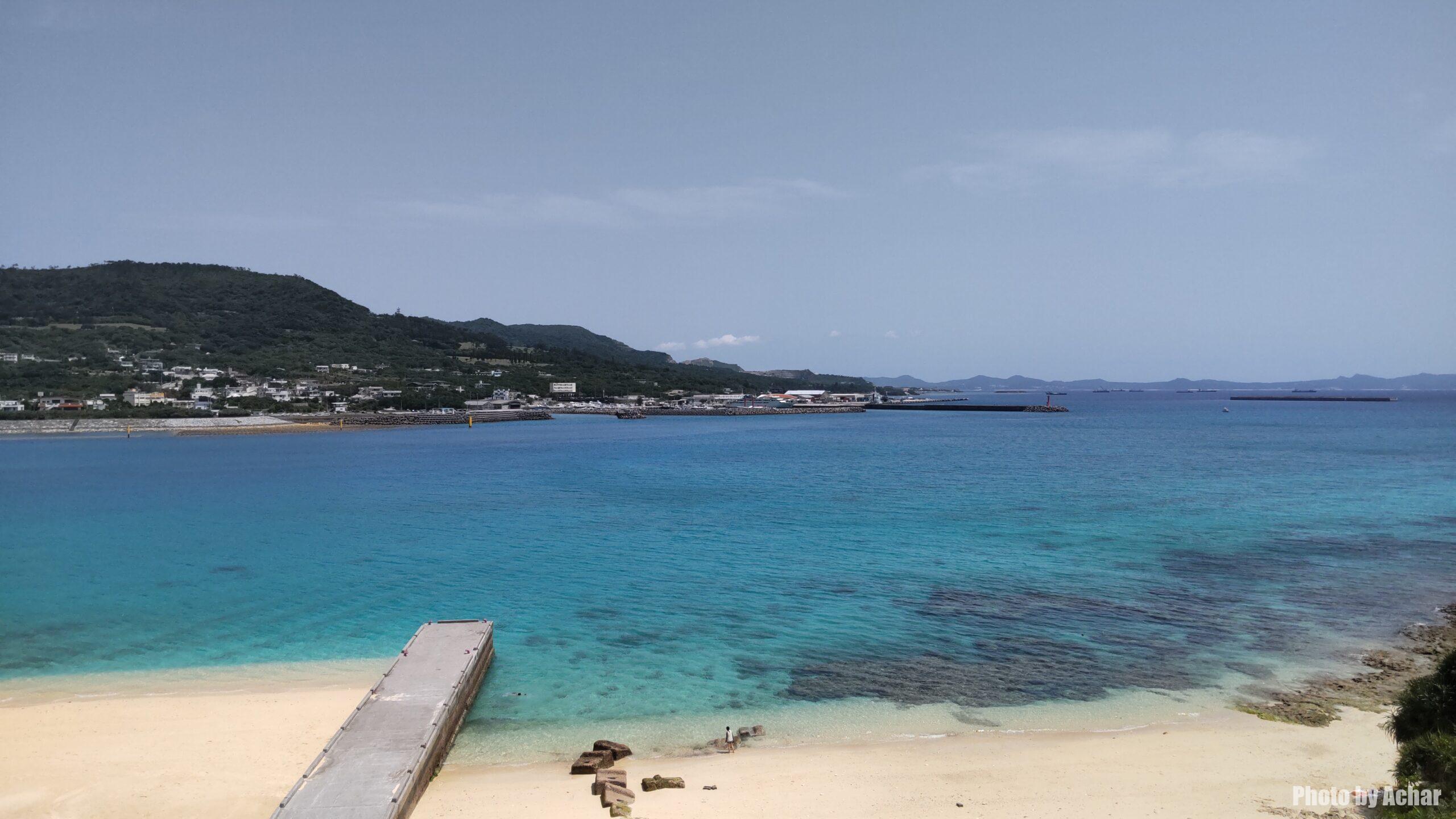 瀬底島アンチ浜