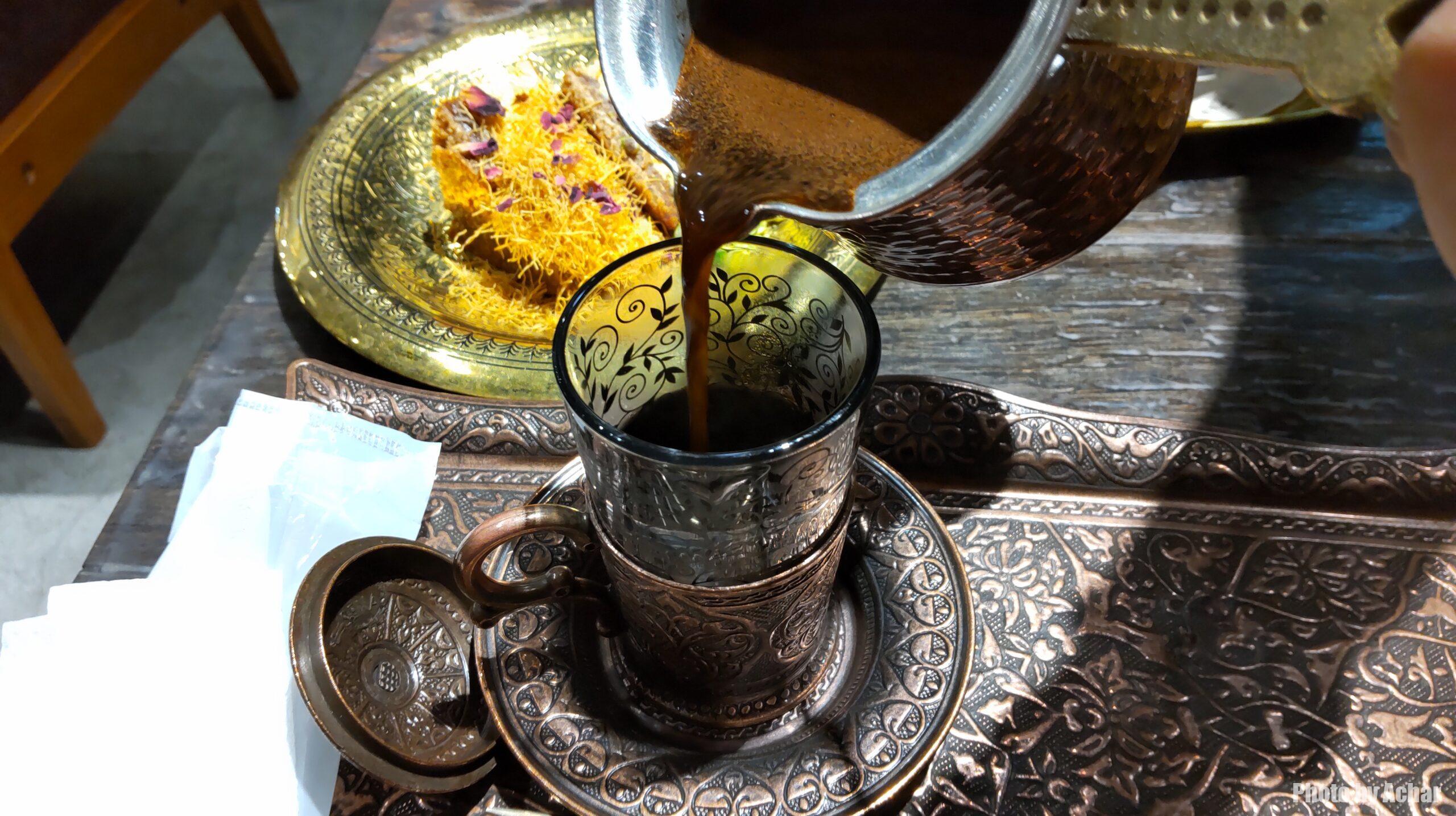 アラビックコーヒー