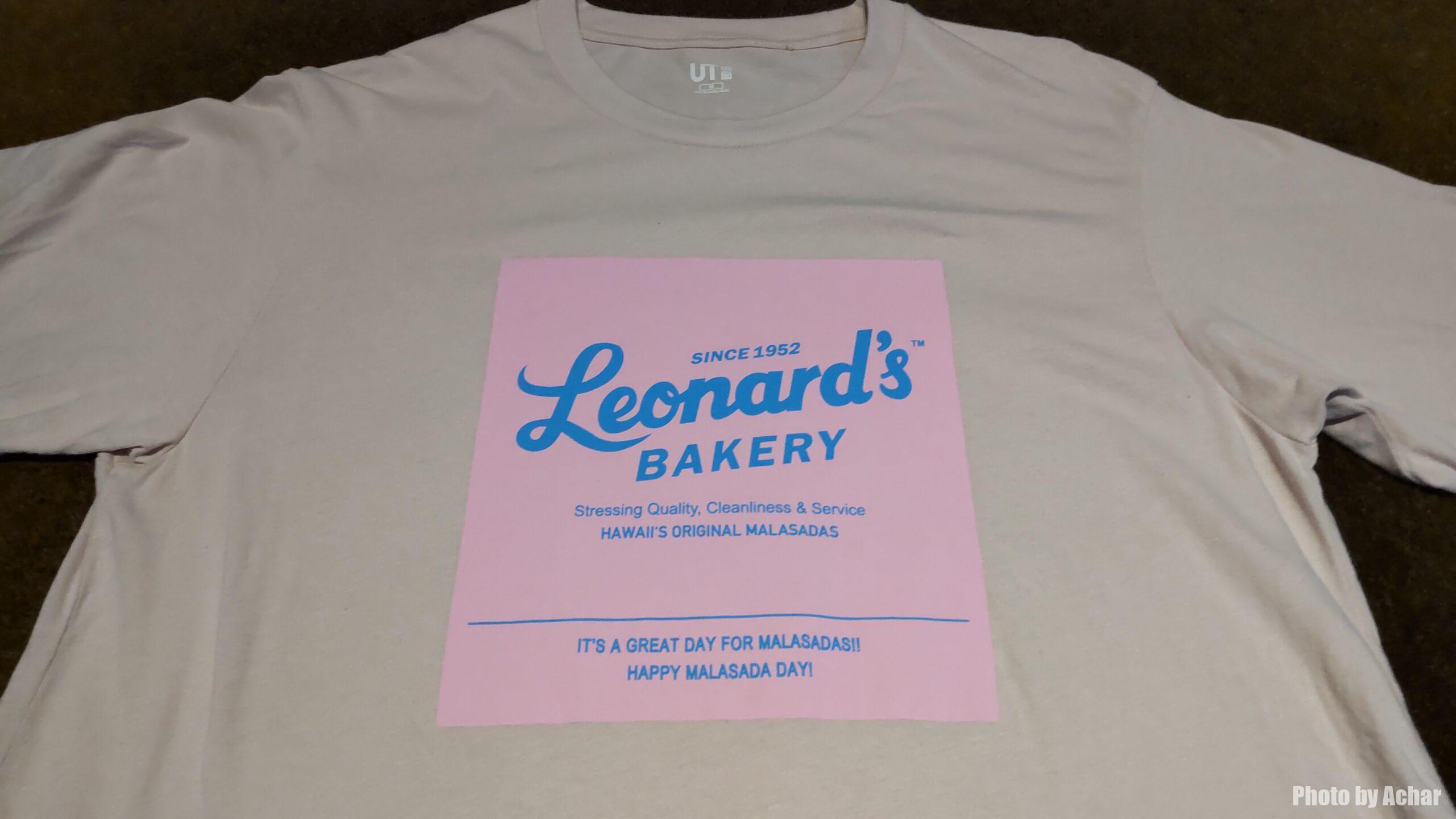 レナーズのTシャツ